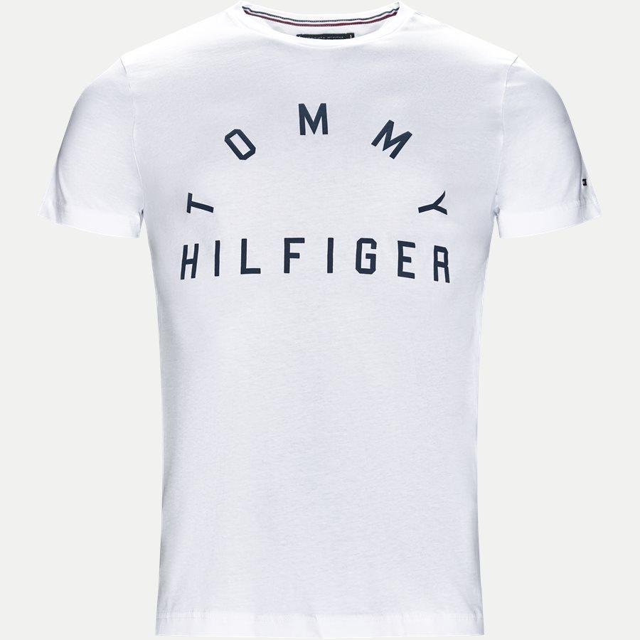 ARCH LOGO TEE - Arch Logo Tee - T-shirts - Regular - HVID - 1