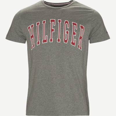 College Logo Tee Regular | College Logo Tee | Grå