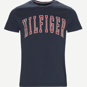 College Logo Tee Regular | College Logo Tee | Blå