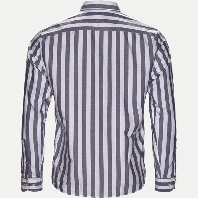 Engeneered Striped Oxford Shirt