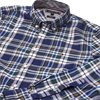 SLIM MUTICOLOR CHECK SHIRT - Multicolor Check Shirt - Skjorter - Slim - BLÅ - 3