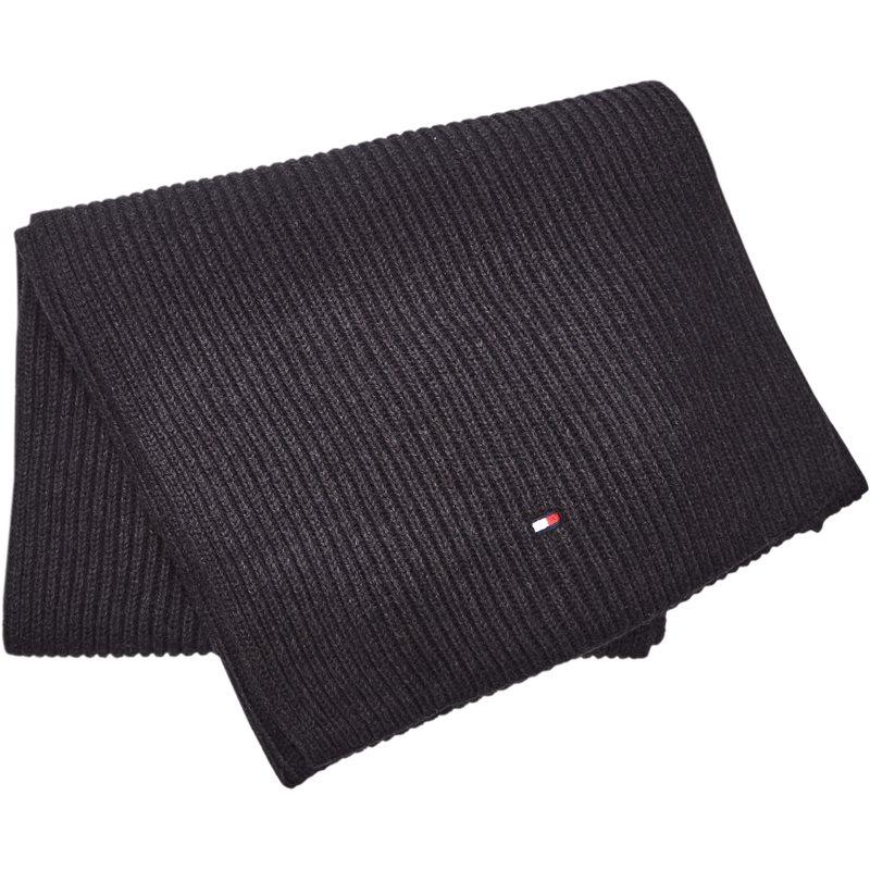 tommy hilfiger – Tommy hilfiger - cotton cashmere scarf på kaufmann.dk