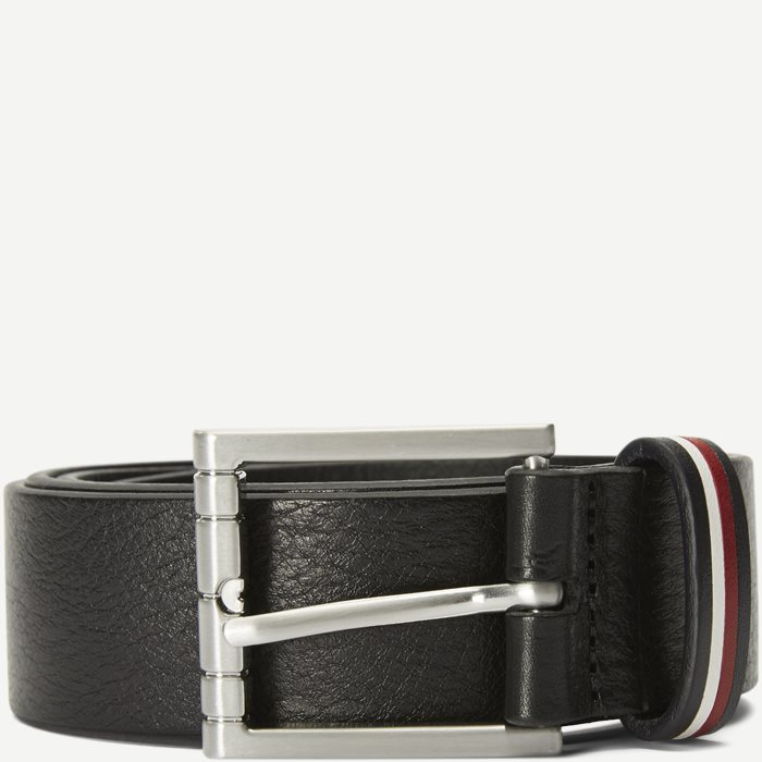 Corp Top Loop Belt - Bælter - Sort
