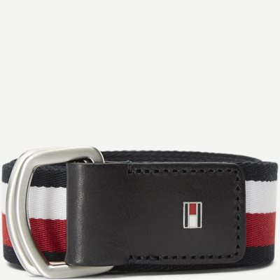 D-Ring Webbing Belt D-Ring Webbing Belt | Blå