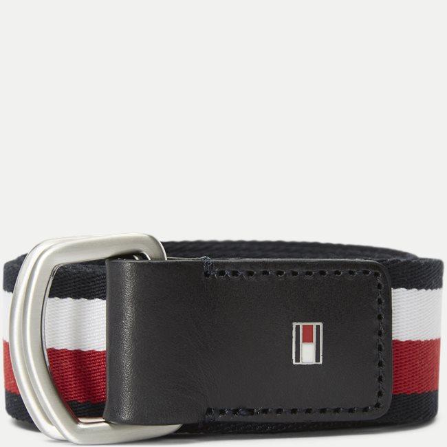 D-Ring Webbing Belt
