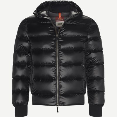 Pharrell Dunjakke Regular | Pharrell Dunjakke | Sort
