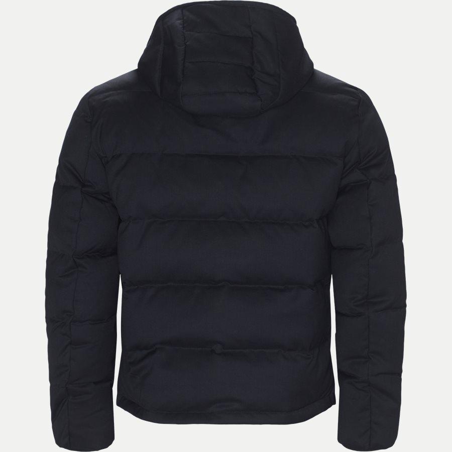 6Z1B67 1NUBZ - Wool Down Jacket - Jakker - Regular - NAVY - 2
