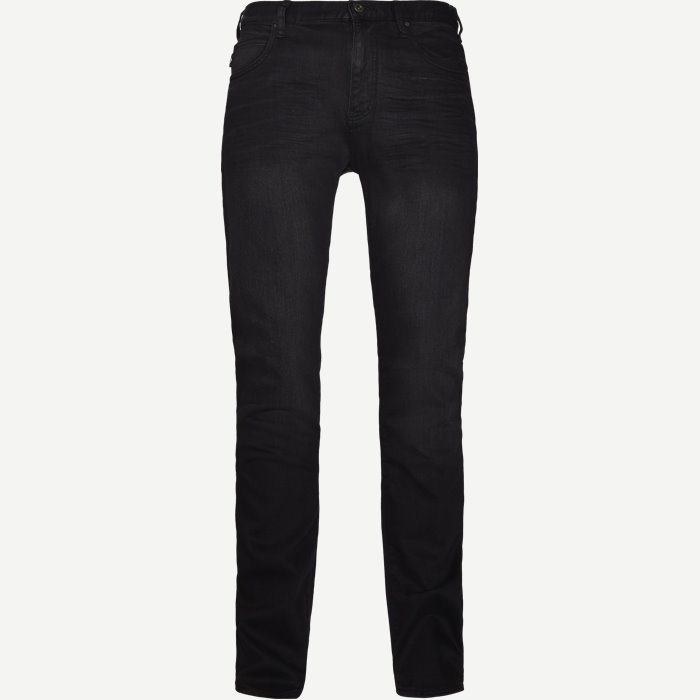 J45 Jeans - Jeans - Regular - Sort