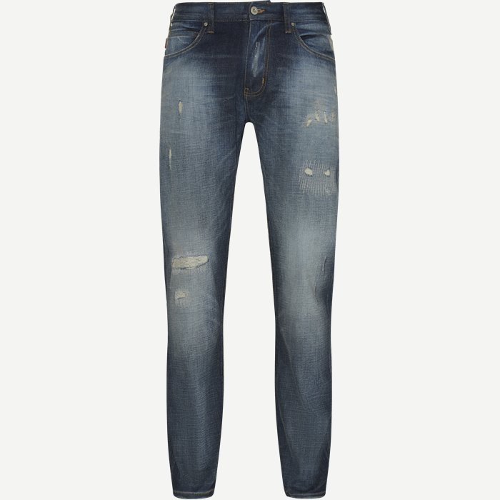 Jeans - Jeans - Regular - Denim