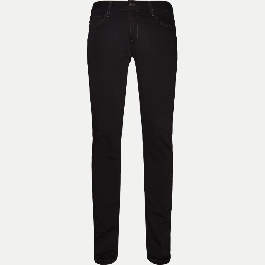 6Z1J10 1D0PZ - J10 Jeans - Jeans - Ekstra slim fit - SORT - 1