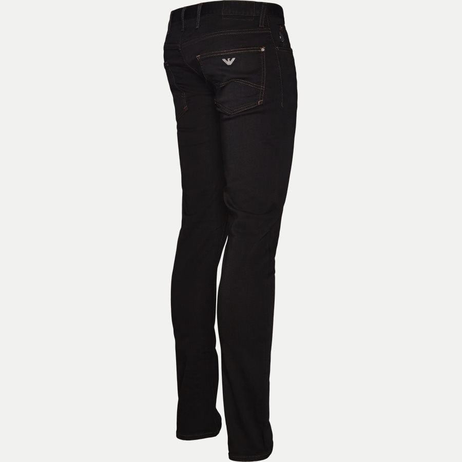 6Z1J10 1D0PZ - J10 Jeans - Jeans - Ekstra slim fit - SORT - 3