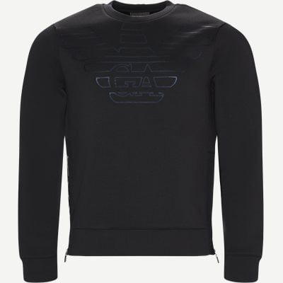 Sweatshirt Regular | Sweatshirt | Blå