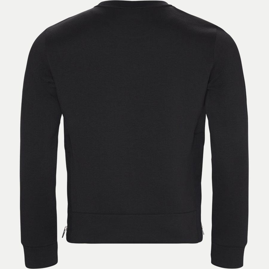 6Z1MP0 1JTYZ - Sweatshirt - Sweatshirts - Regular - NAVY - 2