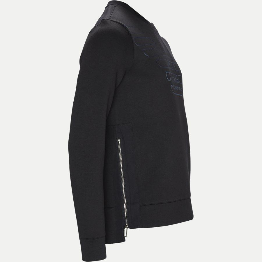6Z1MP0 1JTYZ - Sweatshirt - Sweatshirts - Regular - NAVY - 3