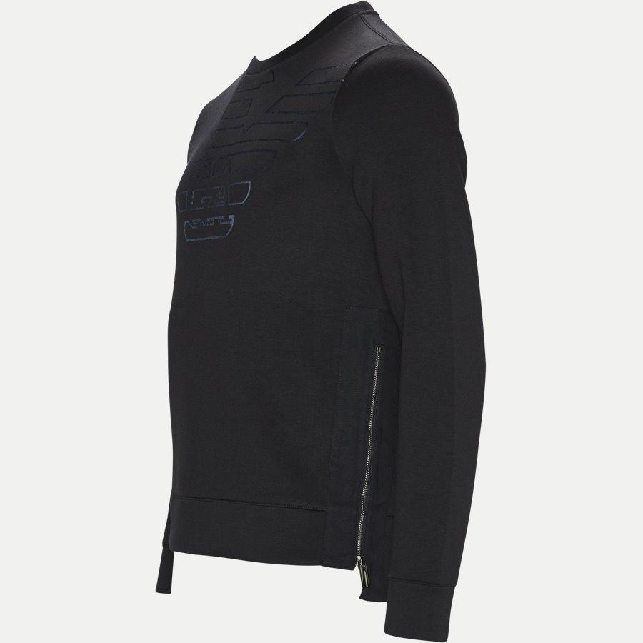 6Z1MP0 1JTYZ - Sweatshirt - Sweatshirts - Regular - NAVY - 4