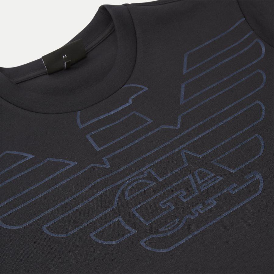 6Z1MP0 1JTYZ - Sweatshirt - Sweatshirts - Regular - NAVY - 6