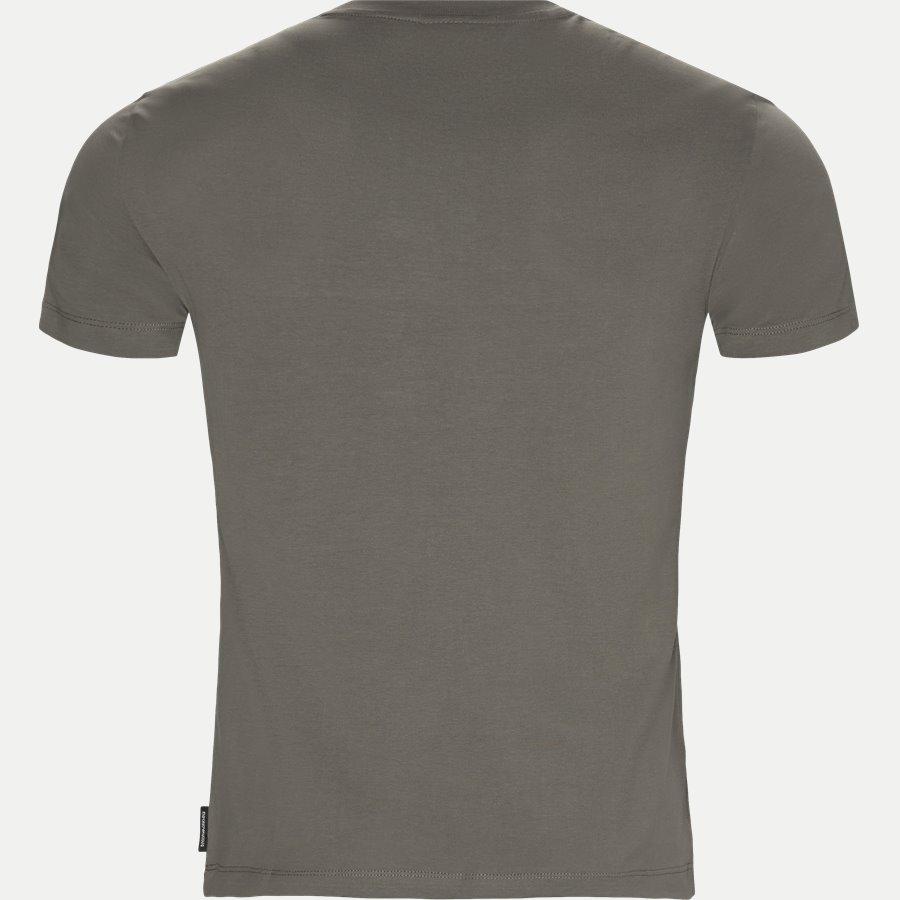 6Z1TF7 1J30Z - Crew Neck T-shirt - T-shirts - Regular - GRÅ - 2