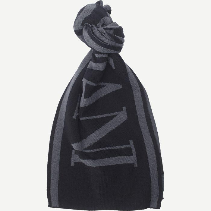 Logo Scarf - Tørklæder - Blå