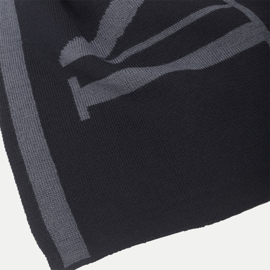 6Z1409 1MA1Z - Logo Scarf - Tørklæder - NAVY - 2