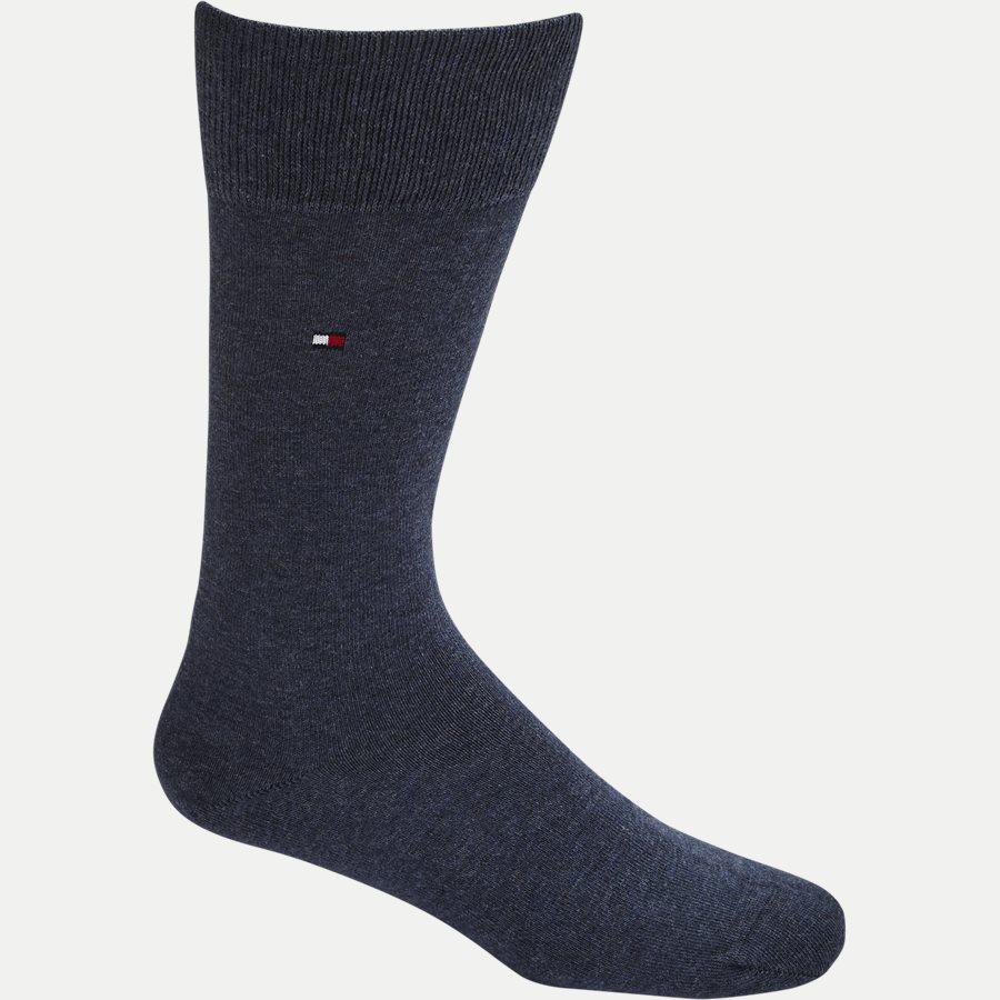 482002001 - 4-Pack Gift Box Socks - Strømper - BLÅ - 5