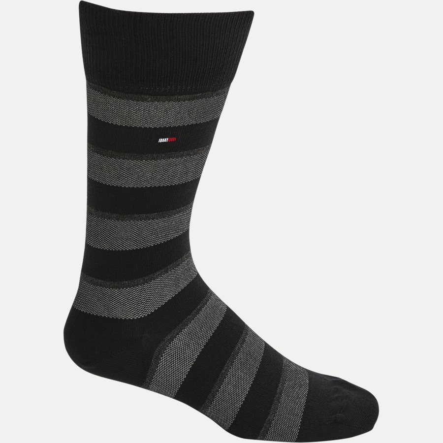 482002001 - 4-Pack Gift Box Socks - Strømper - SORT - 2