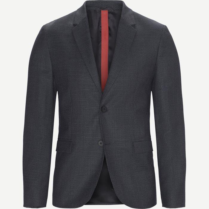 Harelto Blazer - Blazer - Slim - Blå
