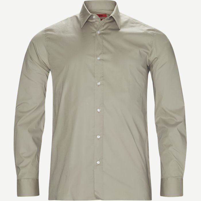 Shirts - Ekstra slim fit - Sand