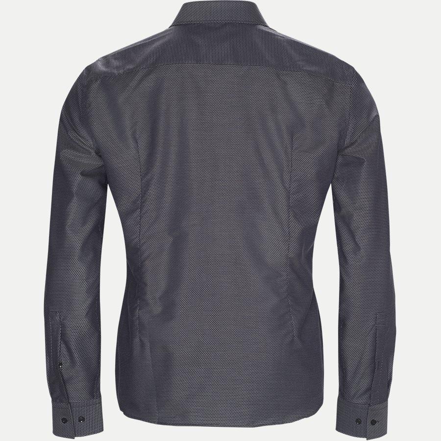 50391679 KASON - Kason Skjorte - Skjorter - Slim - NAVY - 2