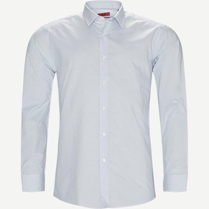 Elisha Skjorte - Skjorter - Ekstra slim fit - Blå