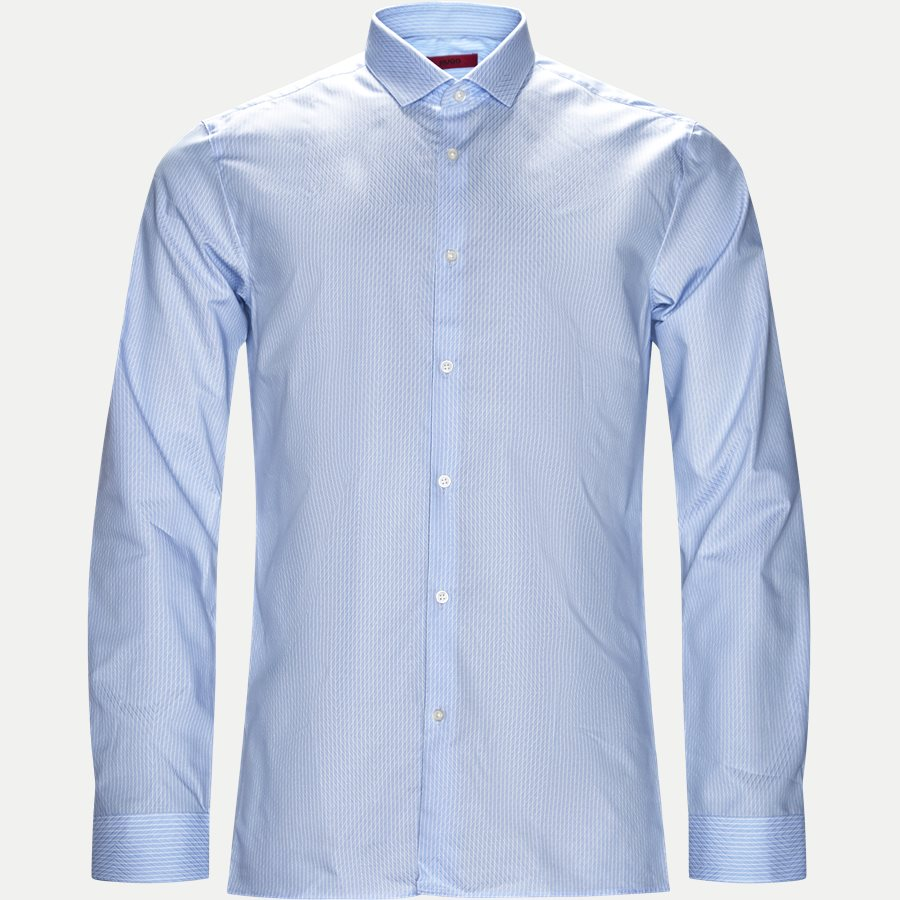 50392019 ERONDO - Erondo Skjorte - Skjorter - Ekstra slim fit - LYSBLÅ - 1