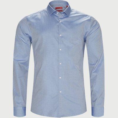 Erondo Skjorte Ekstra slim fit | Erondo Skjorte | Blå