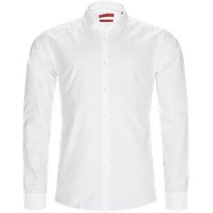 Erondo Skjorte Ekstra slim fit   Erondo Skjorte   Hvid