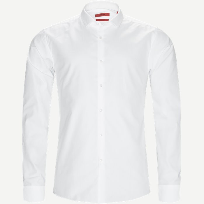 Erondo Skjorte - Skjorter - Ekstra slim fit - Hvid
