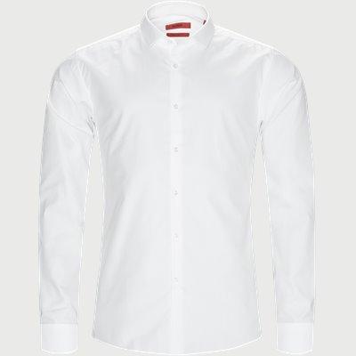 Erondo Skjorte Ekstra slim fit | Erondo Skjorte | Hvid