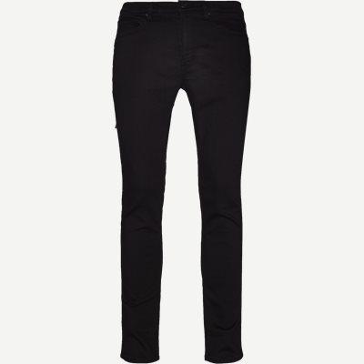 Hugo734 Jeans Skinny fit | Hugo734 Jeans | Sort