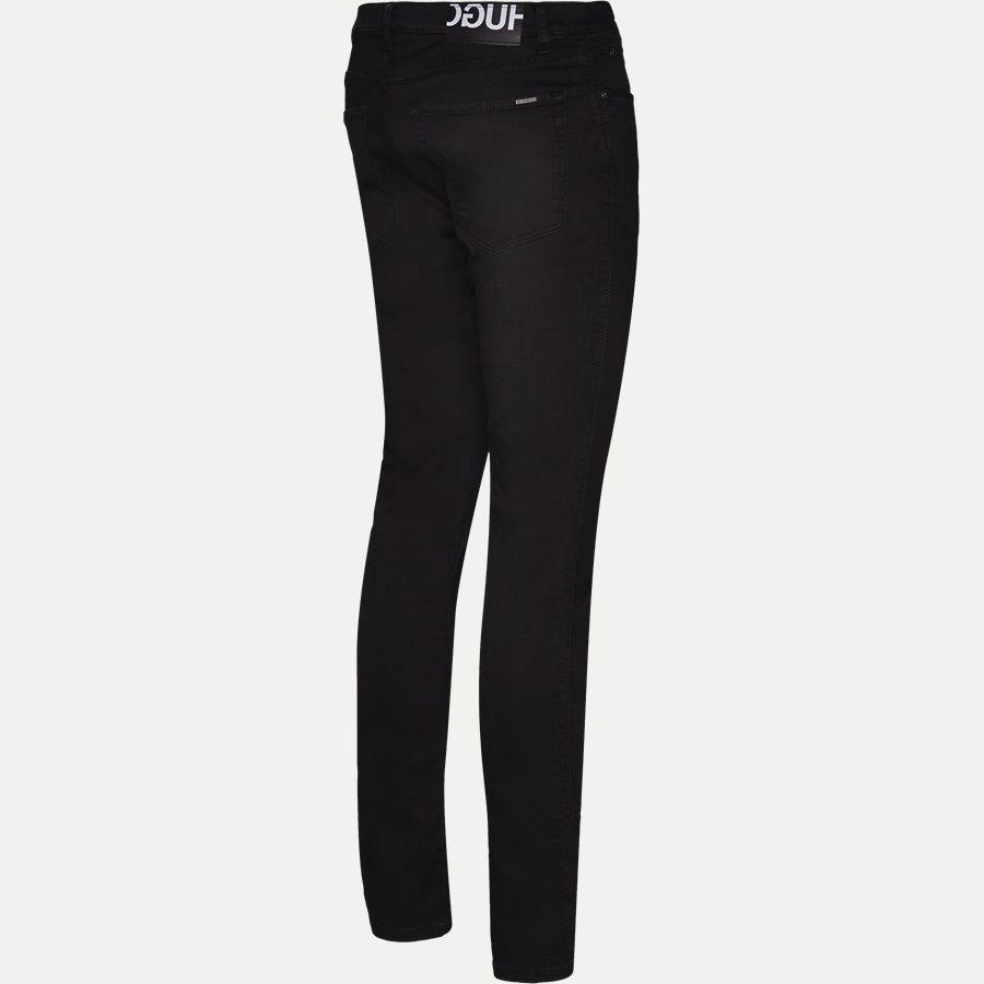 50395045 HUGO734 - Hugo734 Jeans - Jeans - Skinny fit - SORT - 3