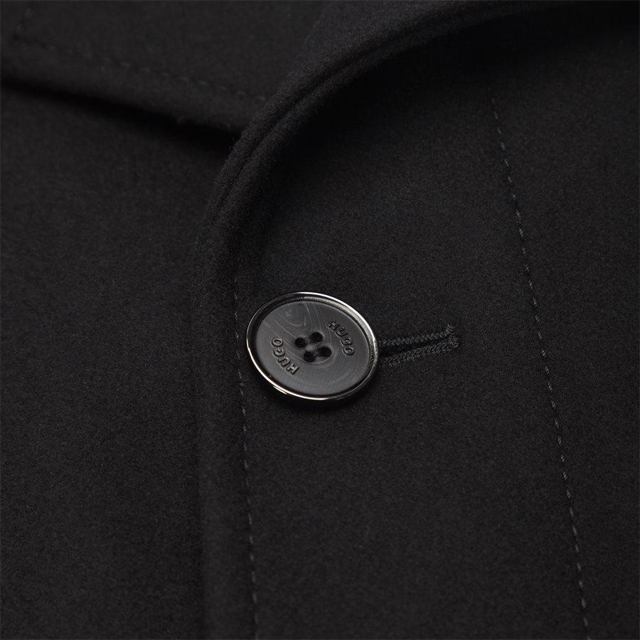 50395121 BALNO - Balno Double-Breasted Jacket - Jakker - Slim - SORT - 4