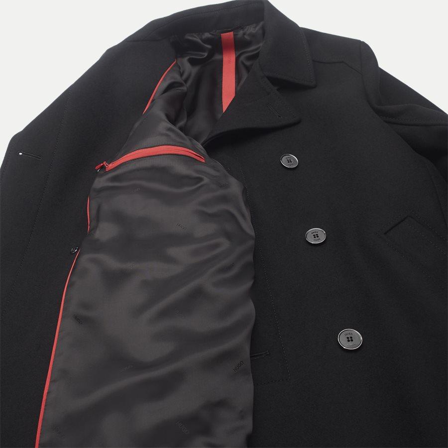 50395121 BALNO - Balno Double-Breasted Jacket - Jakker - Slim - SORT - 9