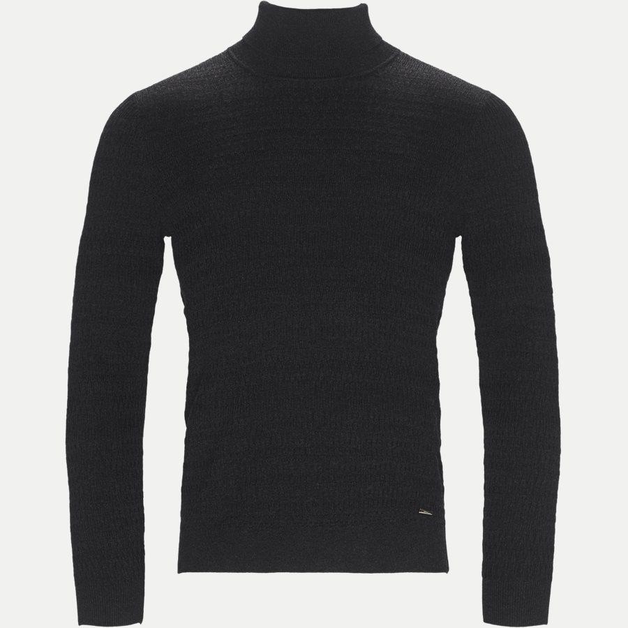 50391736 SMAXIM - Smaxin Turtleneck Sweater - Strik - Ekstra slim fit - KOKS - 1