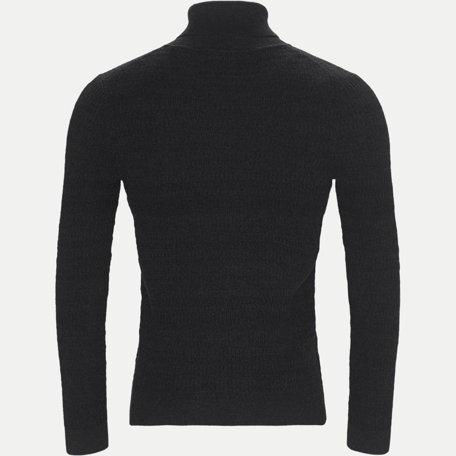 50391736 SMAXIM - Smaxin Turtleneck Sweater - Strik - Ekstra slim fit - KOKS - 2