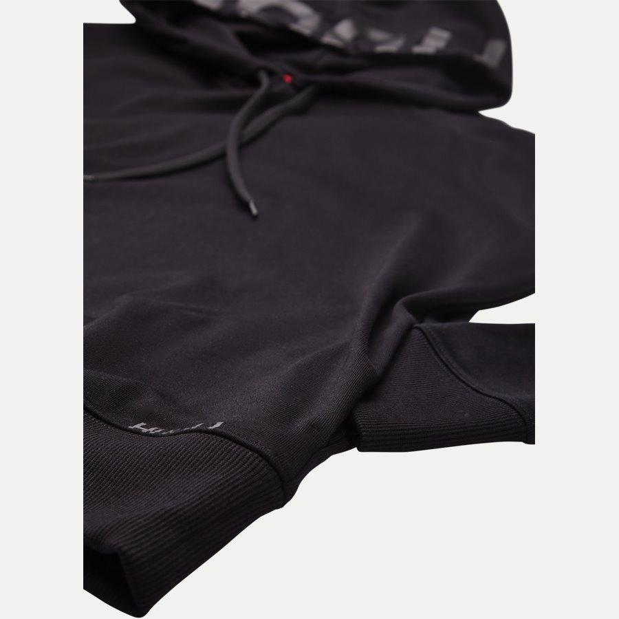 50395817 DAYFUN-U2 - Dayfun-U2 Sweatshirt - Sweatshirts - Regular - SORT - 4