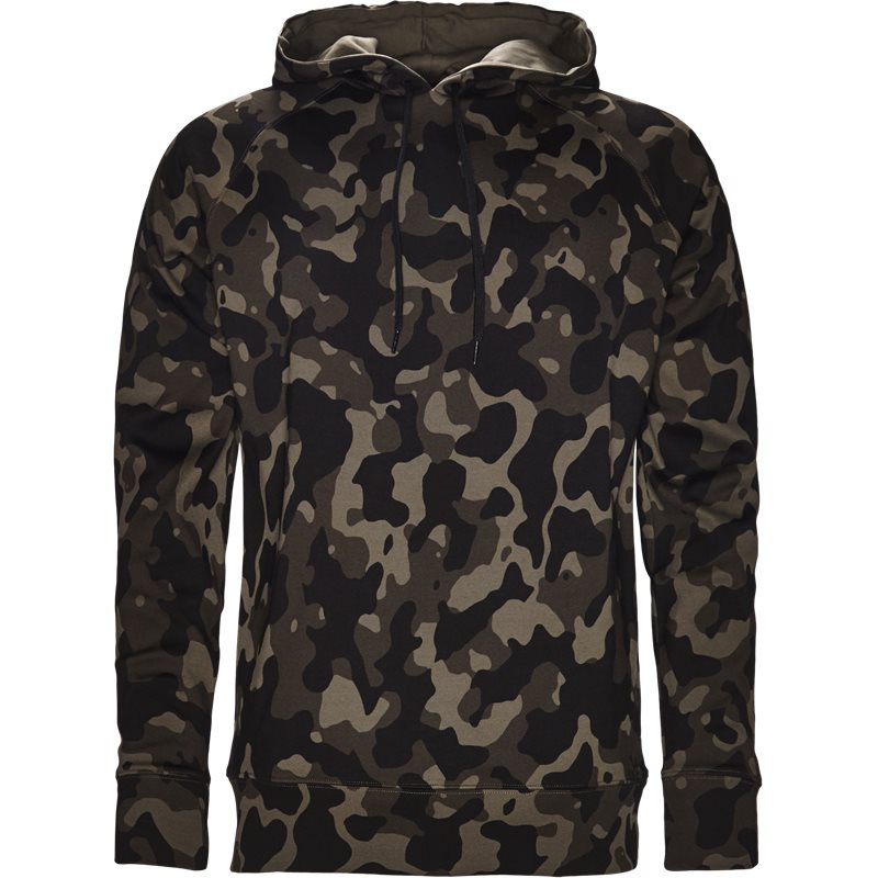 Hugo - Dayfun Camo Sweatshirt