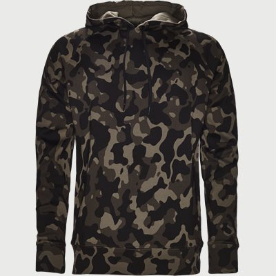 Dayfun Camo Sweatshirt Regular | Dayfun Camo Sweatshirt | Army