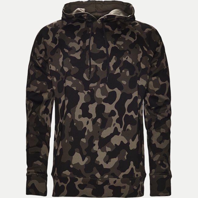 Dayfun Camo Sweatshirt