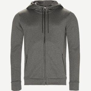 Dabasti Hooded Sweatshirt Regular | Dabasti Hooded Sweatshirt | Grå
