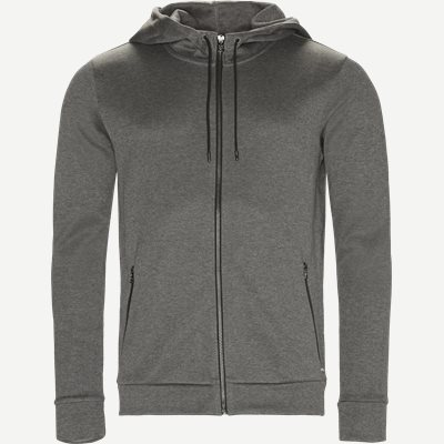 Dabasti Hooded Sweatshirt Regular | Dabasti Hooded Sweatshirt | Grå