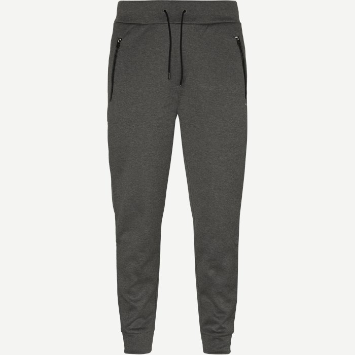 Derg Sweatpants - Bukser - Regular - Grå