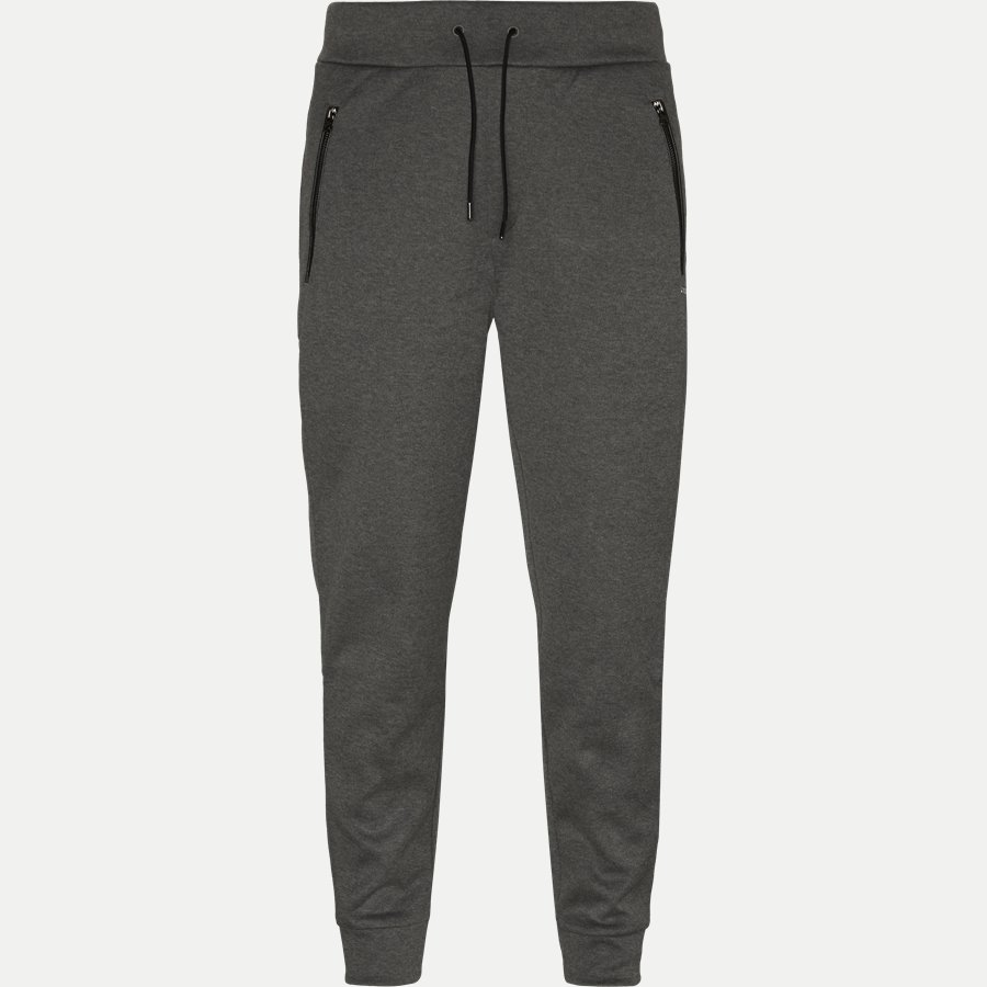 50395072 DERG - Derg Sweatpants - Bukser - Regular - GRÅ - 1
