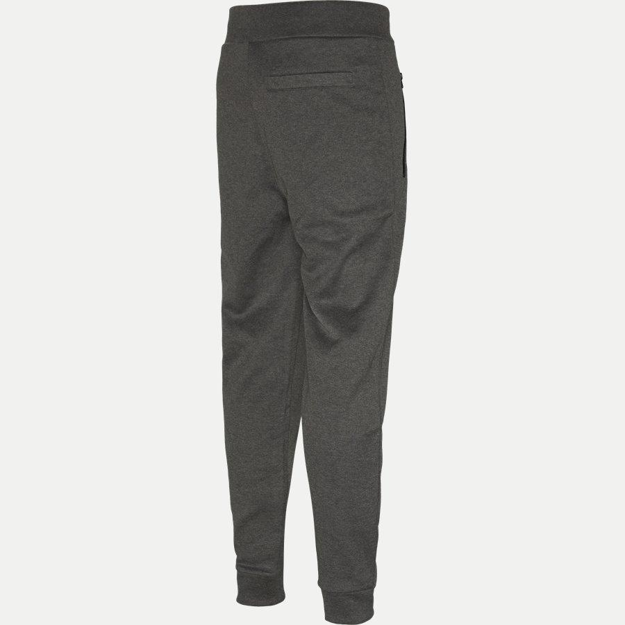 50395072 DERG - Derg Sweatpants - Bukser - Regular - GRÅ - 3