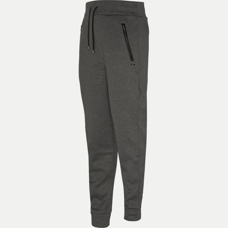 50395072 DERG - Derg Sweatpants - Bukser - Regular - GRÅ - 4